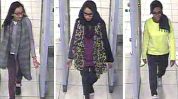 A brit kormány nem engedné haza az ISIS-feleségnek állt terhes brit lányt