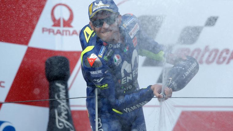 Valentino Rossi 40