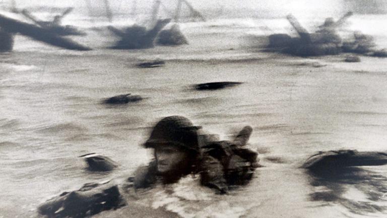 Semmi nem stimmel a D-nap legendás fotóinak sztorijával