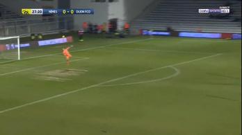 Már pénteken meglőtték a forduló gólját Franciaországban