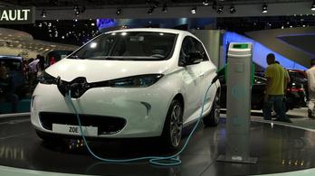 700 millió eurót költenek a franciák a villanyautózásra