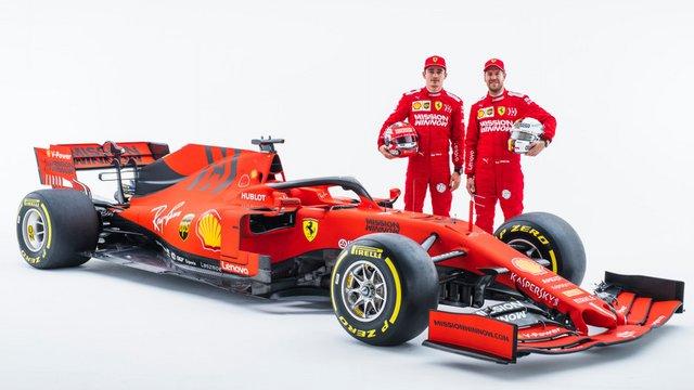 Már az év elején Vettelt segítheti a Ferrari F1-es csapata