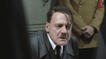 Meghalt Bruno Ganz, A bukás Hitlere