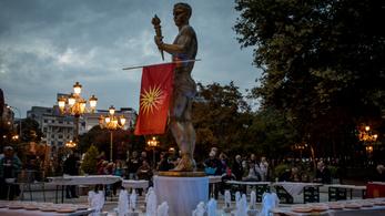 Legyen óvatos, aki Szkopjéba utazik!