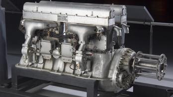 Bugatti gyilkos szupermotorja