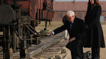 Az amerikai alelnök szerint Irán új holokausztot akar