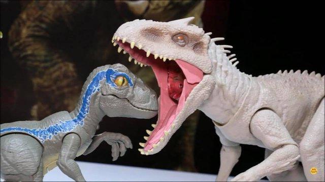 Jurassic Newsworld: NY Toy Fair '19 #2 - Az új figurákról