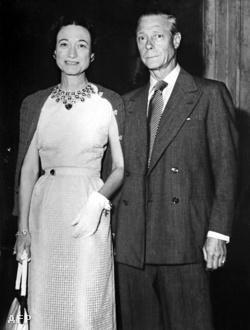 Wallis Simpson és VIII. Edward