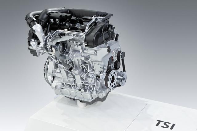 Az új hengerlekapcsolós TSI motor