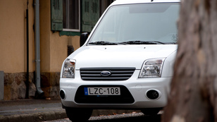 Ford Transit Connect 90T220 (2012)
