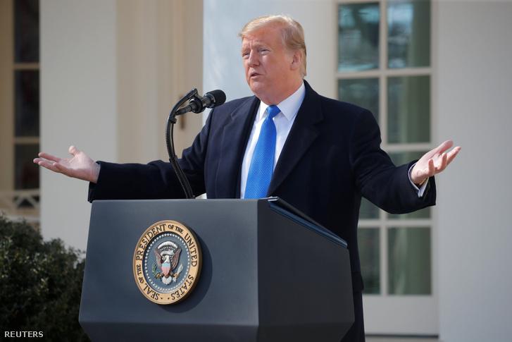 Trump: Európa vegyen át 800 ISIS-harcost