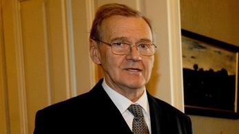 Meghalt Györgyi Kálmán volt legfőbb ügyész