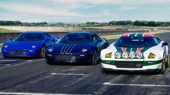 Márciusban már tényleg visszatér a Lancia Stratos