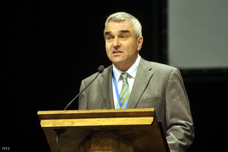 Szabó József, Szigetszentmiklós polgármestere