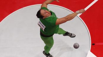 Márton Anita vb-aranyat érő dobása mérföldkő volt az atlétikában