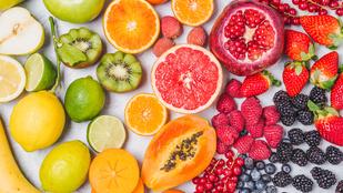 Ez a 12 legegészségesebb gyümölcs