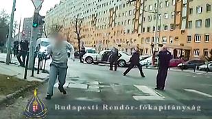 A Bors szerint a szökött rab valószínűleg egyszer sem lőtt