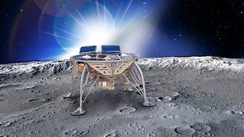 A SpaceX rakétáival indul a Holdra az izraeli űrszonda