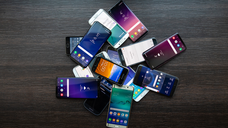 Kezünkben a Galaxy S történelme