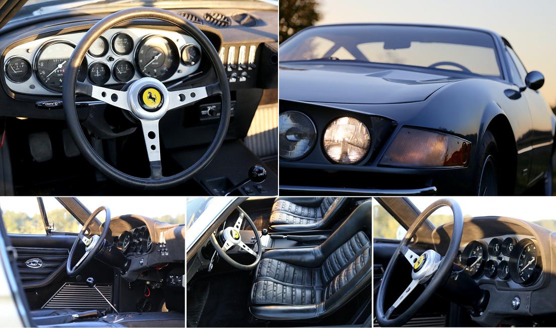 Az autót 2009 és 2014 között restaurálták Belgiumban