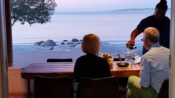 A világ legjobb étterme egy dél-afrikai halászfaluban van