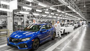 A Honda teljesen felhagy az európai autógyártással