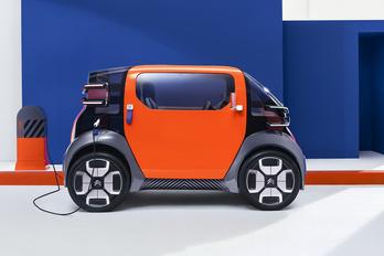 Citroën Ami One: a városi autó jövője?
