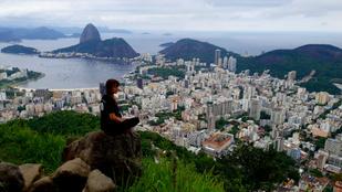 Favelatúra és buli a Copacabanán – avagy minden jó, ha az év vége Rio