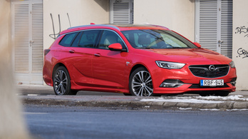Opel Insignia Sports Tourer 1.6 Turbo Ultimate – 2019.