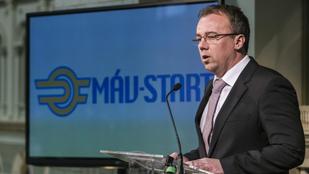 Felmentették a MÁV-Start vezérigazgatóját
