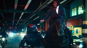 Keanu Reeves, már megint mit csináltál?!