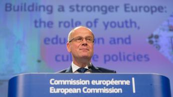 Navracsics a sereghajtó az uniós biztosok között