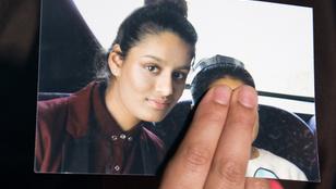 Letartóztathatják az ISIS-feleségnek állt brit lányt, ha hazatér