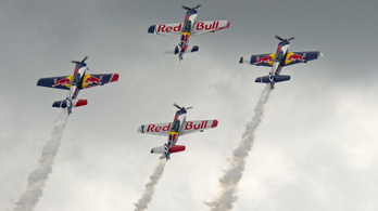 Zamárdiban lehet a Red Bull Air Race