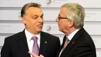 Juncker: a Fidesznek el kellene hagynia a Néppártot