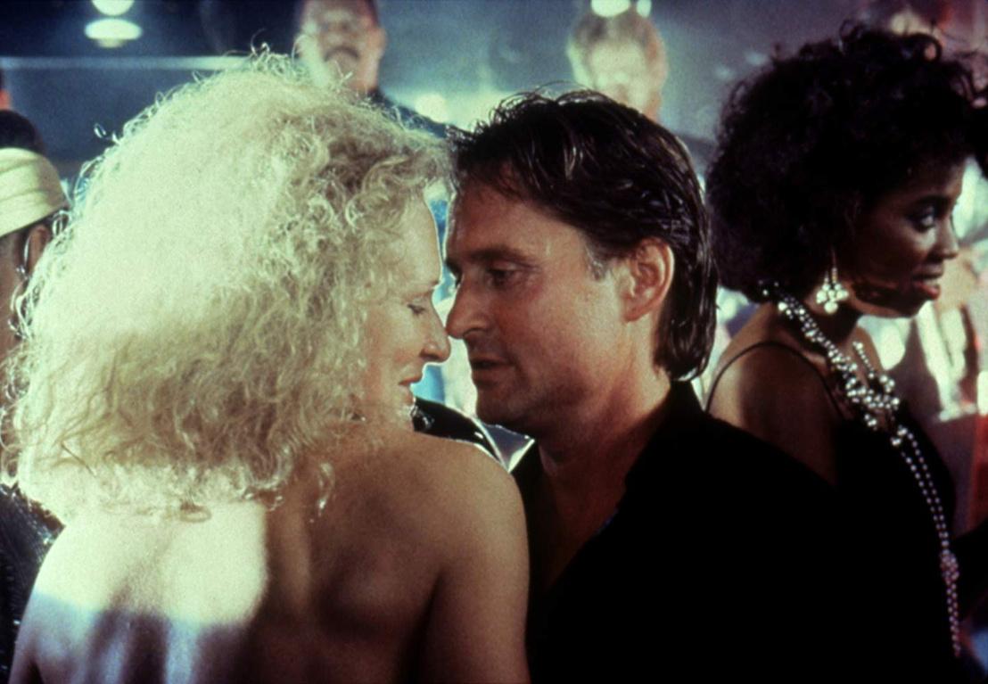 Végzetes vonzerő (1987) Glenn Close és Michael Douglas