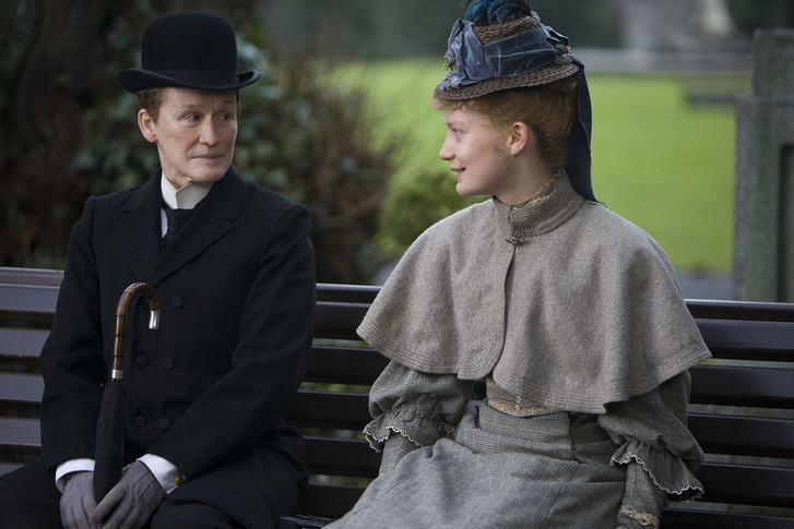 Albert Nobbs (2012) Glenn Close és Mia Wasikowska