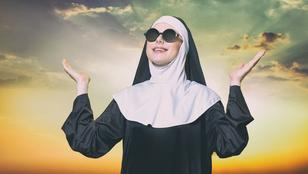 Megrendezte saját halálát az apáca, hogy a testi örömöknek hódolhasson