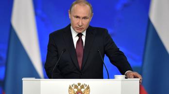 Putyin célkeresztbe vette a Pentagont