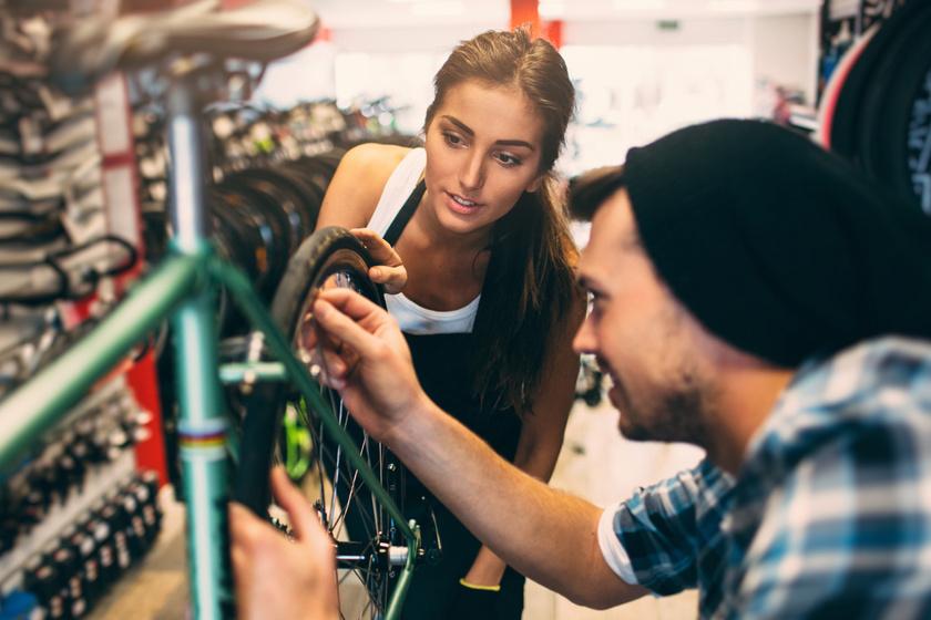 Hogyan készítsd fel a kerékpárt a szezonra? A leporolás nem elég