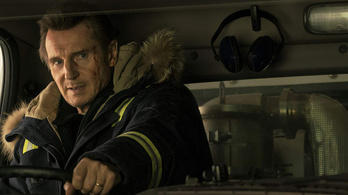 Liam Neeson hókotróval irtja ki a drogmaffiát