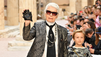 Ceremónia nélkül hamvasztják el Karl Lagerfeldet