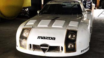 Előkerült a legendás Le Mans Mazda