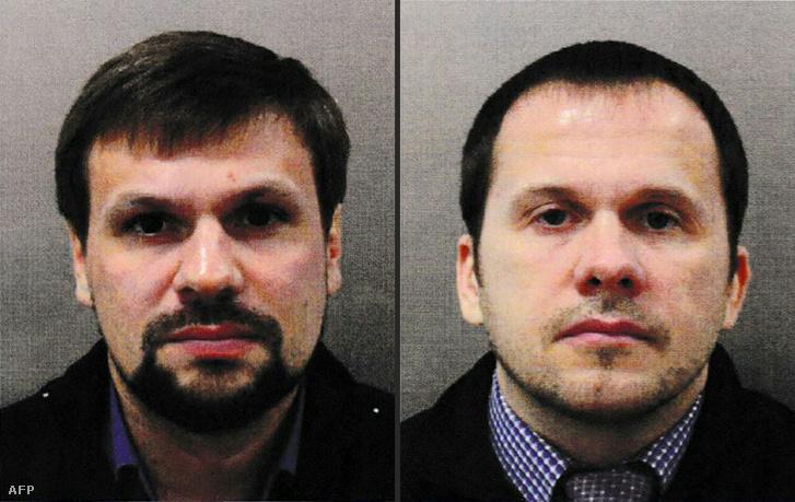 A két orosz hírszerző