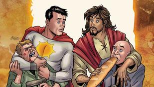Jézus lehet szupersztár, de szuperhős egyelőre még nem