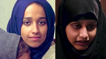 Nem térhet vissza az USA-ba az Iszlám Államhoz csatlakozó nő