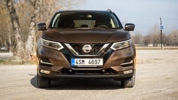 Nissan Qashqai 1,3 DCT Tekna Premium – 2019.