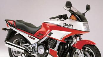 A Motordoktor trükkös módszere, amivel felméri az Yamaha FJ1200 állapotát