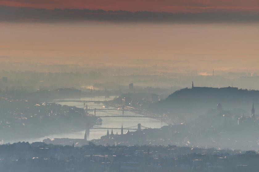 Még Indiában is jobb a levegő, mint Magyarországon egy friss felmérés szerint