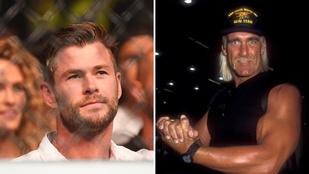 Chris Hemsworth játssza Hulk Hogant, a pankrátort